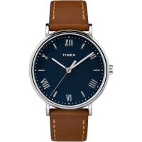 Timex Classic Fashion Dress-Strap Herrklocka TW2R63900