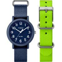 unisexe Timex Weekender Slip-thru Watch TWG018400