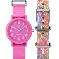 unisexe Timex Weekender Slip-thru Watch TWG018100
