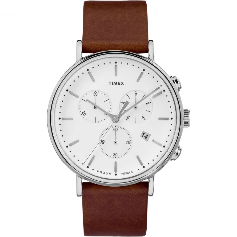 Timex Fairfield Contactless Watch