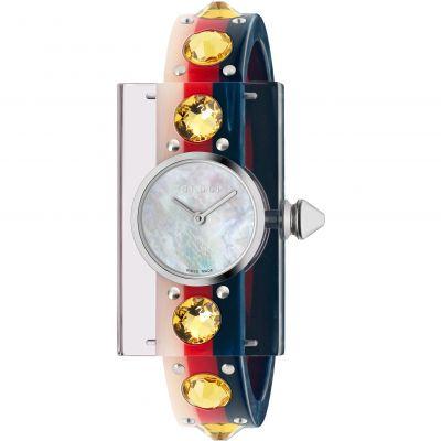 Ladies Gucci Vintage Web Watch Watch YA143524