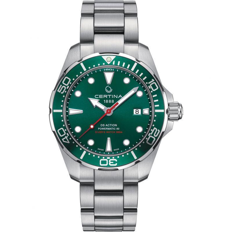 Mens Certina Watch C0324071109100 by Watchshop