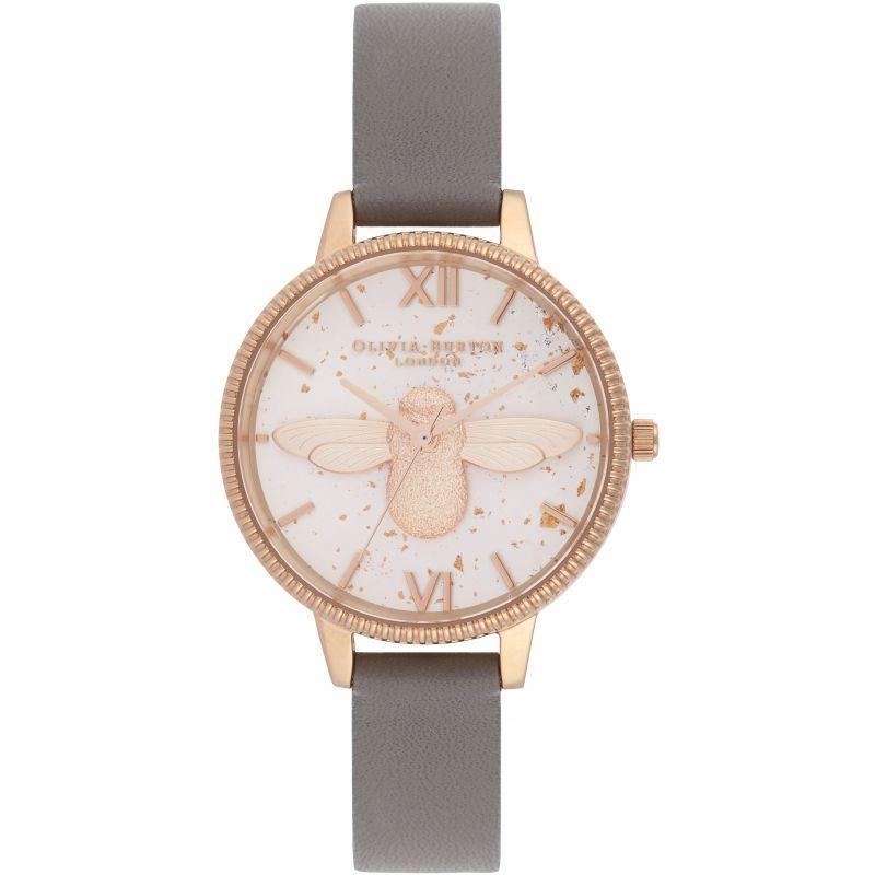 Celestial Silver & London Grey Watch
