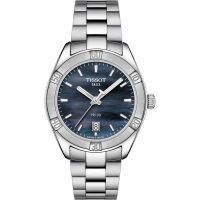 Damen Tissot Watch T1019101112100