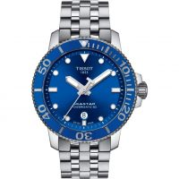 Tissot Seastar 1000 Powermatic 80 Herrklocka T1204071104100