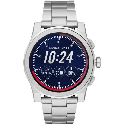 Gents Michael Kors Access Bluetooth WearOS Grayson Smartwatch MKT5025