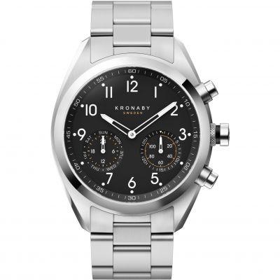 Mens Kronaby Apex 43 Bluetooth Hybrid Watch A1000-3111