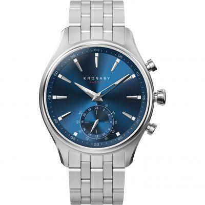 Mens Kronaby Sekel 41 Bluetooth Hybrid Watch A1000-3119