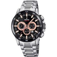 Herren Festina Chrono Bike 2018 Collection Chronograph Watch F20352/5