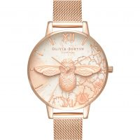 Olivia Burton Abstract Florals WATCH