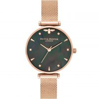 Damen Olivia Burton Queen Bee Watch OB16AM145