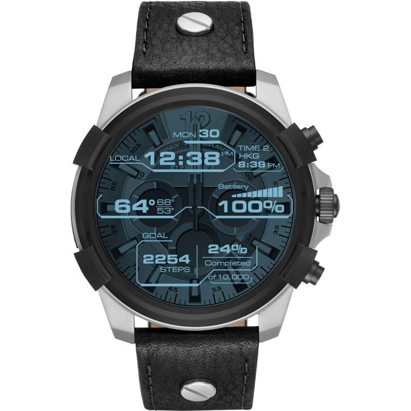 Diesel On Full Guard Bluetooth Watch