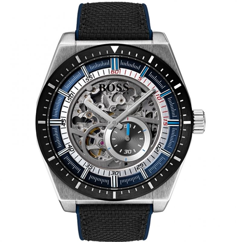 Mens Hugo Boss Signature Watch