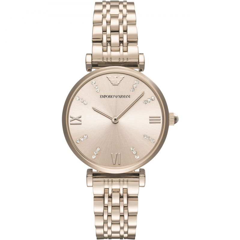 Emporio Armani Gianni T-Bar Watch