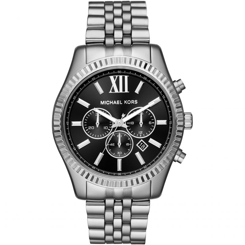 Mens Michael Kors Lexington Watch