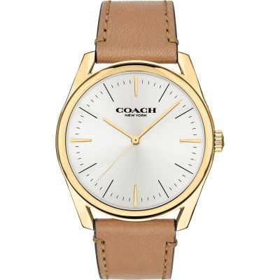 Coach Modern Luxury Herrenuhr in Braun 14602398