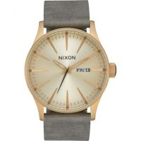 Reloj para Hombre Nixon The Sentry Leather A105-2982