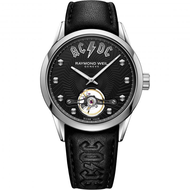Raymond Weil Freelancer AC DC Limited Edition Watch