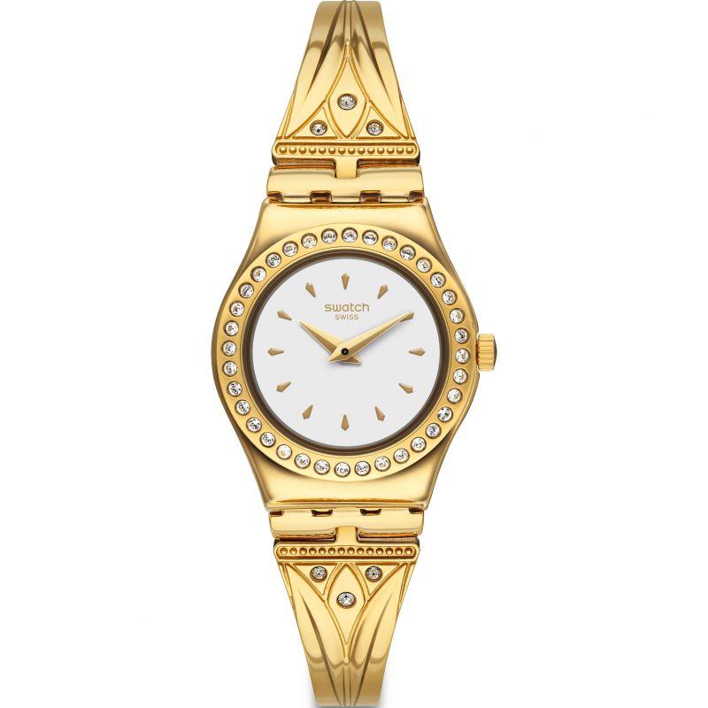 Swatch Golden Path Watch