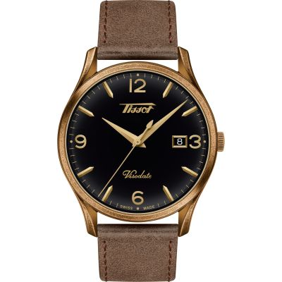 Tissot Heritage Visodate Quartz Watch T1184103605700