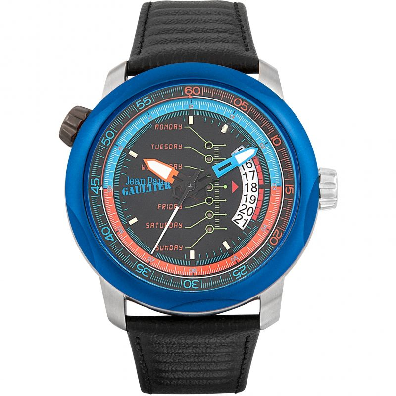 Jean Paul Gaultier Cockpit Gents Watch