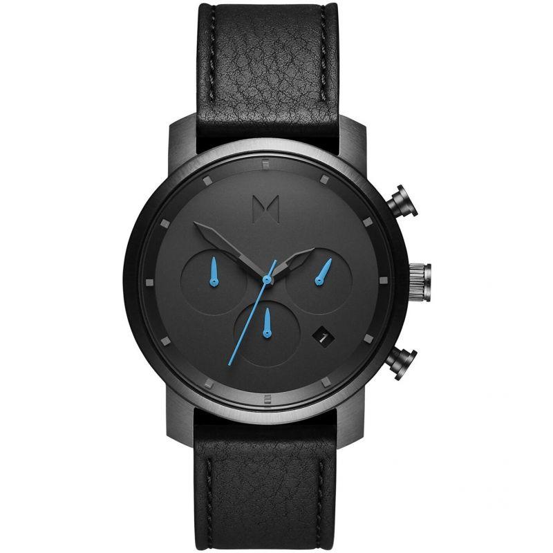 MVMT Gunmetal Black Chrono 40 Watch