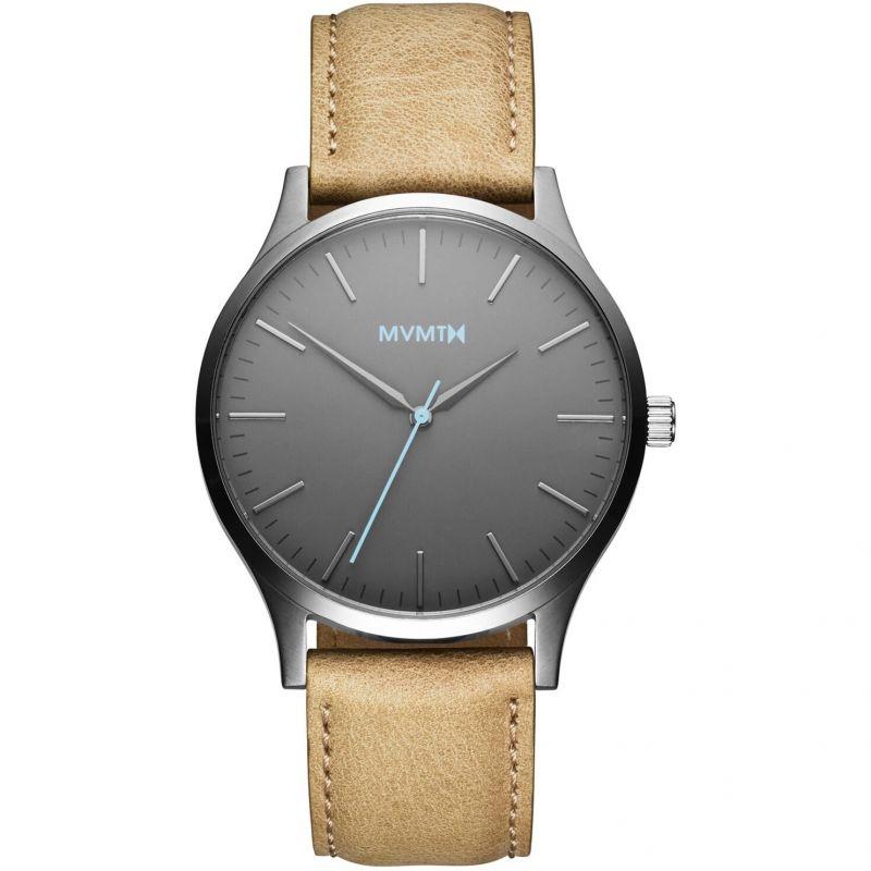 MVMT Gunmetal Sandstone 40 Series Watch