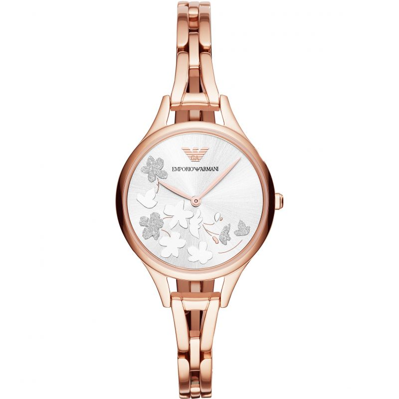 Ladies Emporio Armani Aurora Watch