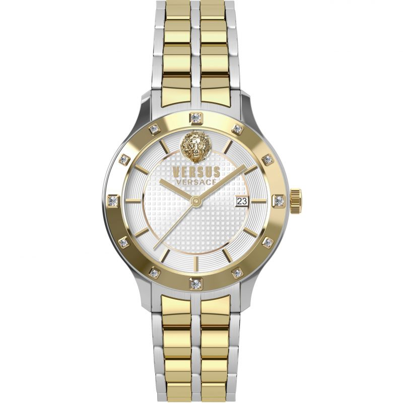 Ladies Versus Brackenfell Silver Dial With A Stainless Steel Bracelet Watch