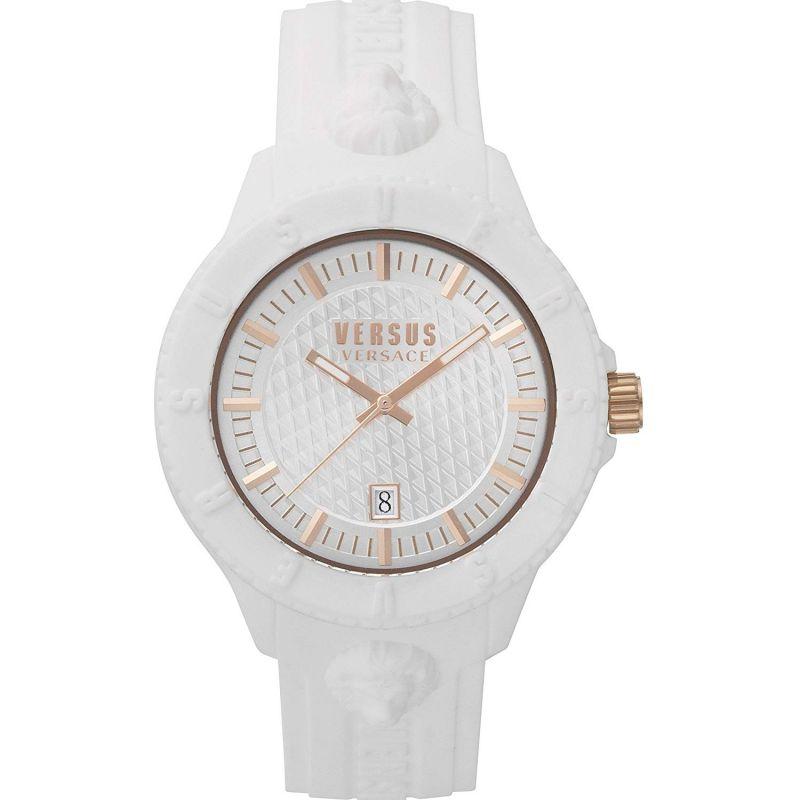 Ladies Versus Tokyo R White Dial Strap Watch