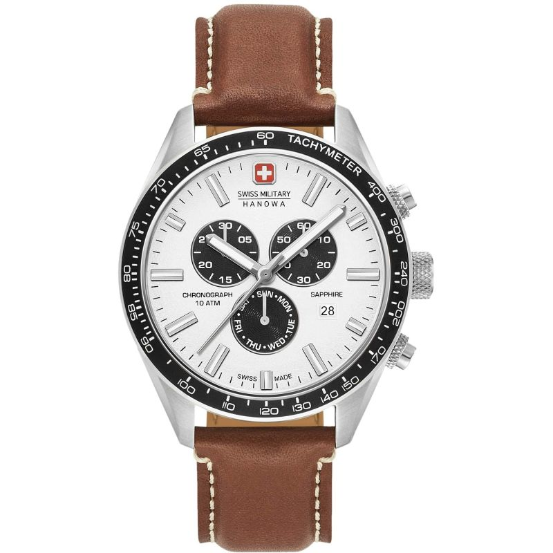 Mens Swiss Military Hanowa Phantom Chrono Watch