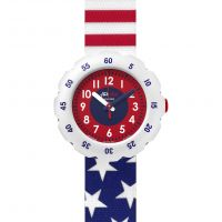 Reloj para Niños Flik Flak Stars And Stripes FPSP028