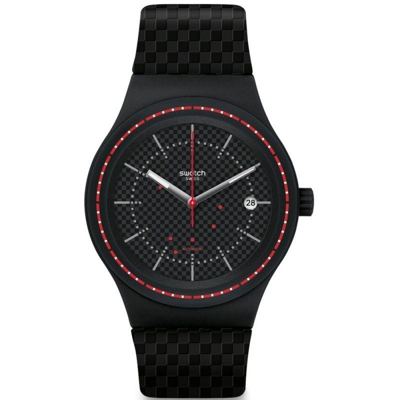 Swatch Sistem Damier Watch