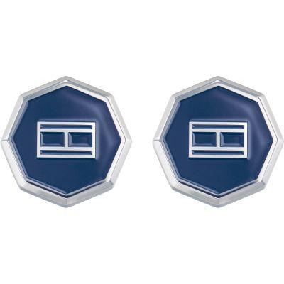 Tommy Hilfiger Jewellery Octagonal Shaped Cufflinks 2790042