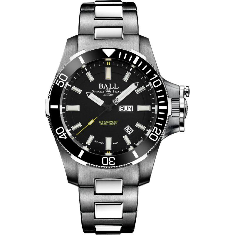 Ball Engineer Hydrocarbon Submarine Warfare Ceramic Watch