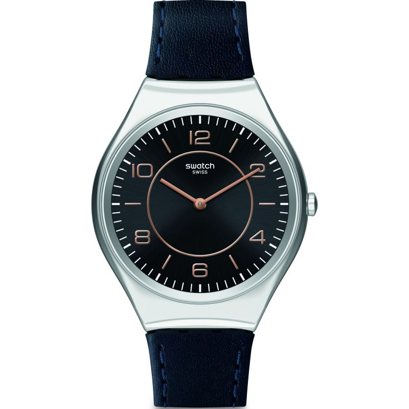 Mens Swatch Skincounter Watch