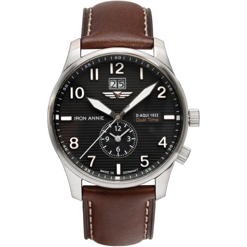 Junkers Iron Annie D-Aqui Watch