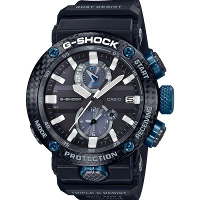 Mens Casio G-Shock Gravitymaster Bluetooth Watch GWR-B1000-1A1ER