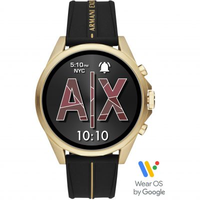 Armani Exchange Connected Bluetooth Smartwatch AXT2005