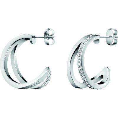 Ladies Outline Earrings