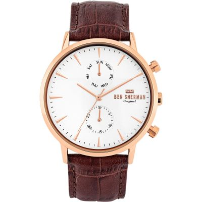 Ben Sherman London Unisexuhr WB041TRG