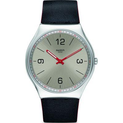 Mens Swatch Skinmetal Watch SS07S104