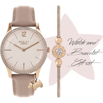 Ladies Radley Gift Set Watch RY2524-SET