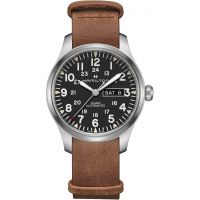 Hamilton Khaki Field Day Date Nato Watch H70535531