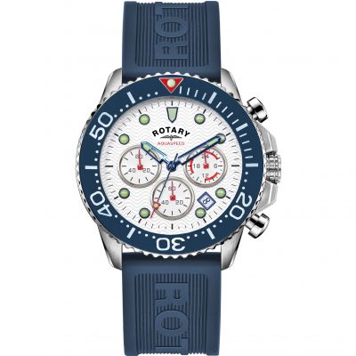 Rotary Aquaspeed Watch AGR19001/C/02