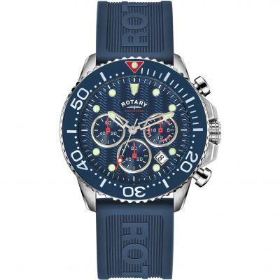 Rotary Aquaspeed Watch AGR19001/C/05