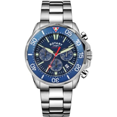 Rotary Aquaspeed Watch AGB19003/C/05