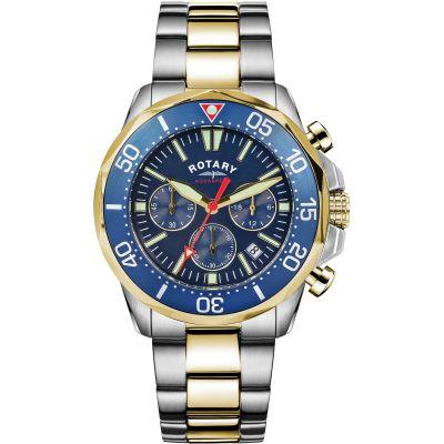 Rotary Aquaspeed Watch AGB19004/C/05
