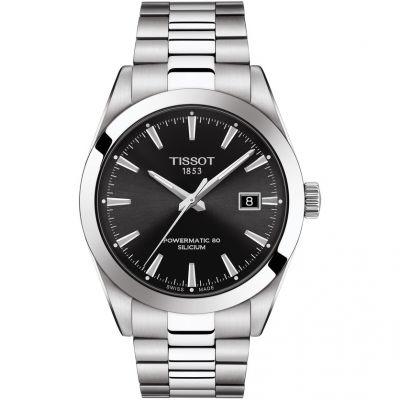 Tissot Gentleman Powermatic 80 Silicium Watch T1274071105100