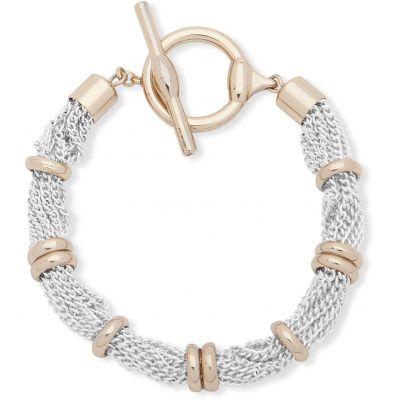 Ladies Lauren Ralph Lauren Plated Bracelet 60492159-EZ6